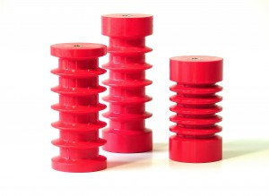 Mar-Bal 13.5 kV Spiral Insulators