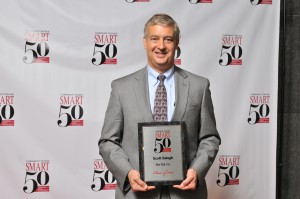 Scott Balogh Smart 50 Award Photo 1