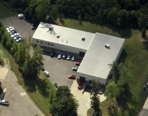 Mar-Bal R&D Technical Center - Chagrin Falls, Ohio where Michael works on materials development.